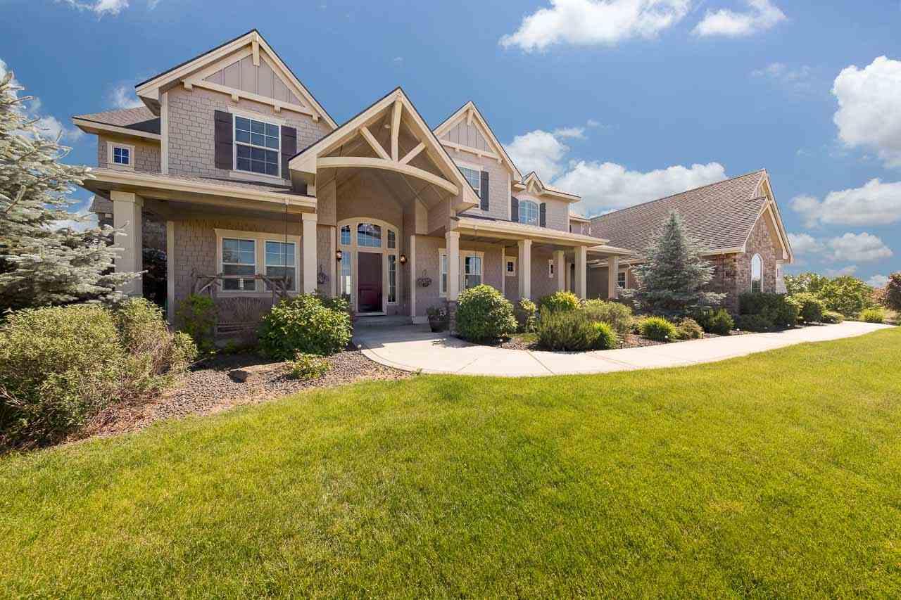 Casa Unifamiliar por un Venta en 11505 W Lanktree Gulch 11505 W Lanktree Gulch Star, Idaho 83669