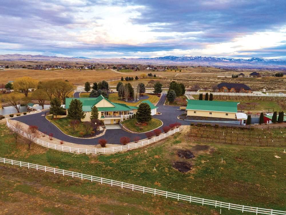 Casa Unifamiliar por un Venta en 4241 N Cowboy Lane 4241 N Cowboy Lane Star, Idaho 83669
