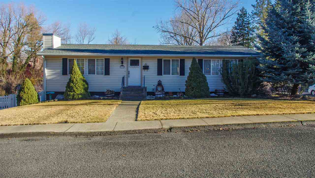 Single Family Home for Sale at 615 South Streetate Street 615 South Streetate Street Grangeville, Idaho 83530