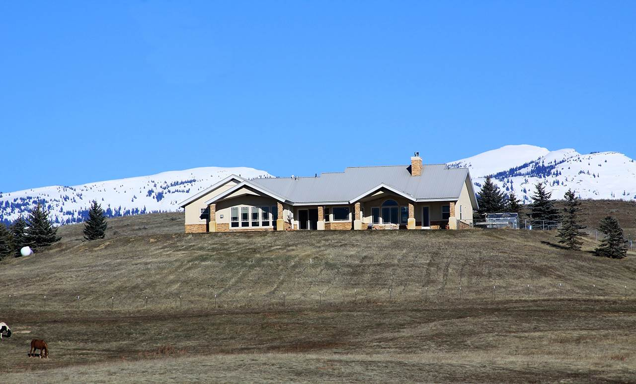 Ranch for Sale at 2346 Meadows Lane 2346 Meadows Lane Indian Valley, Idaho 83632