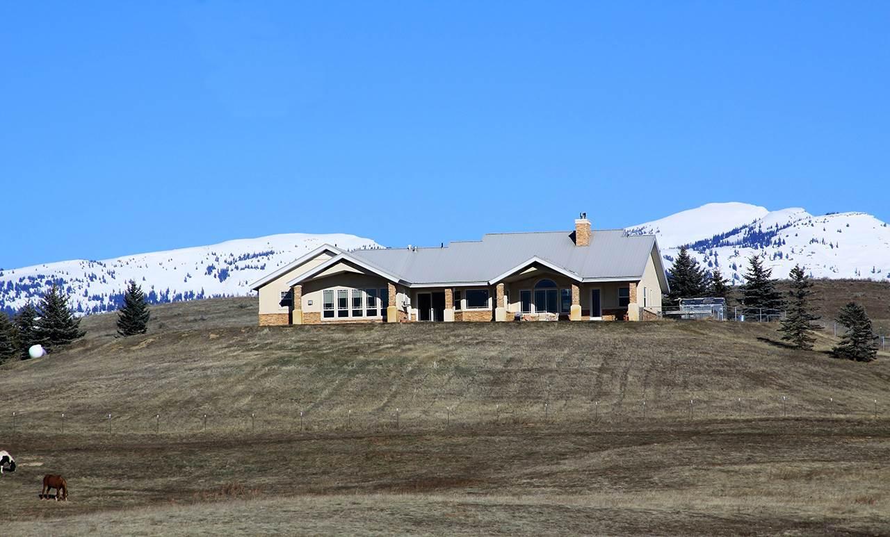 Hacienda por un Venta en 2346 Meadows Lane 2346 Meadows Lane Indian Valley, Idaho 83632