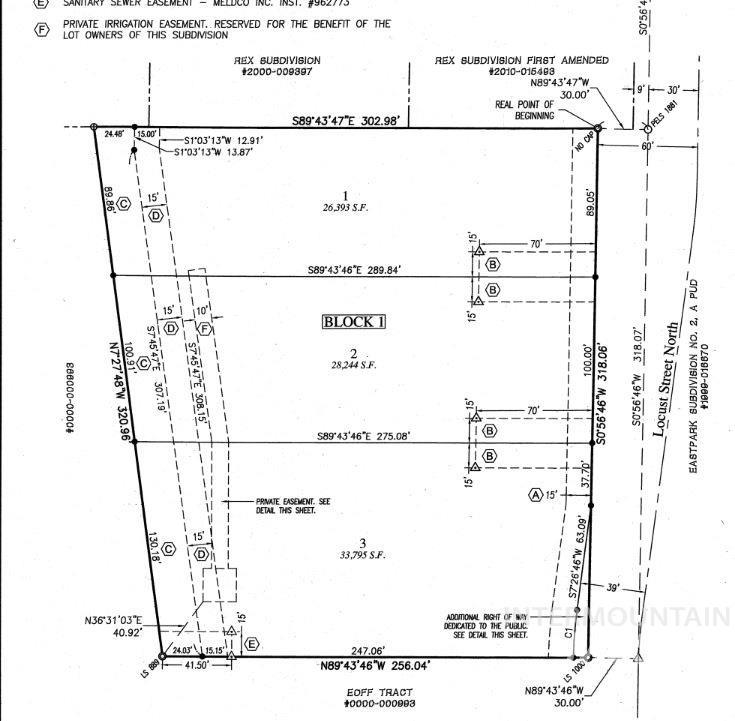 TBD Locust Street N. (Lot 1),Twin Falls,Idaho 83301,Land,TBD Locust Street N. (Lot 1),98682402