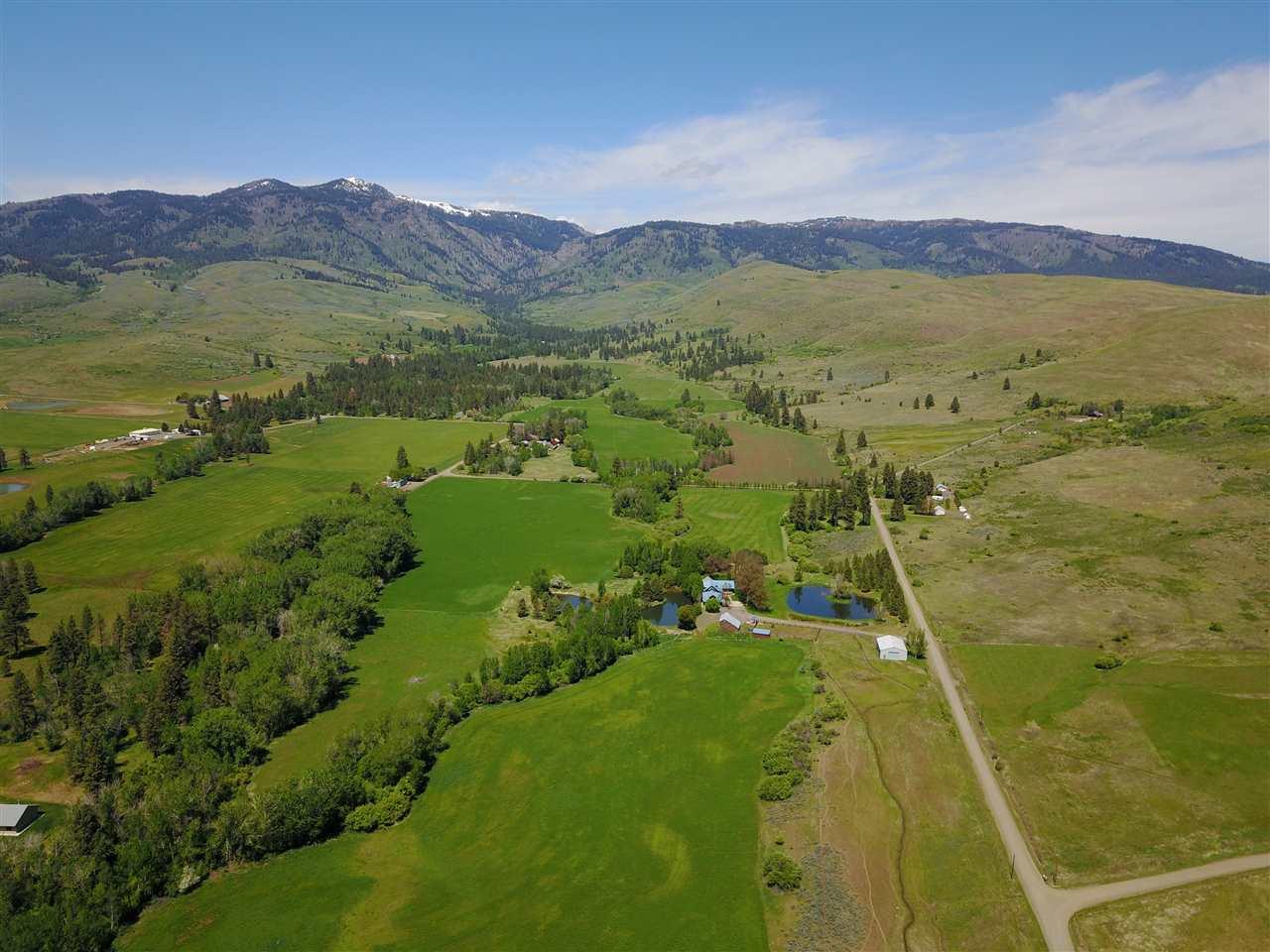 Single Family Home for Sale at 3494 Rush Creek Road 3494 Rush Creek Road Cambridge, Idaho 83610