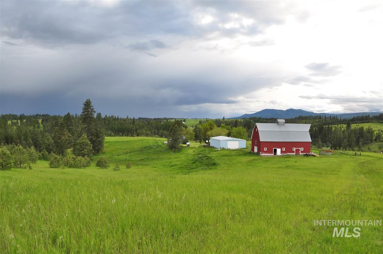 Single Family Home for Sale at 4271 Highway 8 E 4271 Highway 8 E Troy, Idaho 83871