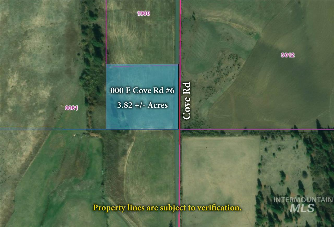 Agricultural Land for Sale at E Cove Rd (Parcel #6) E Cove Rd (Parcel #6) Viola, Idaho 83872