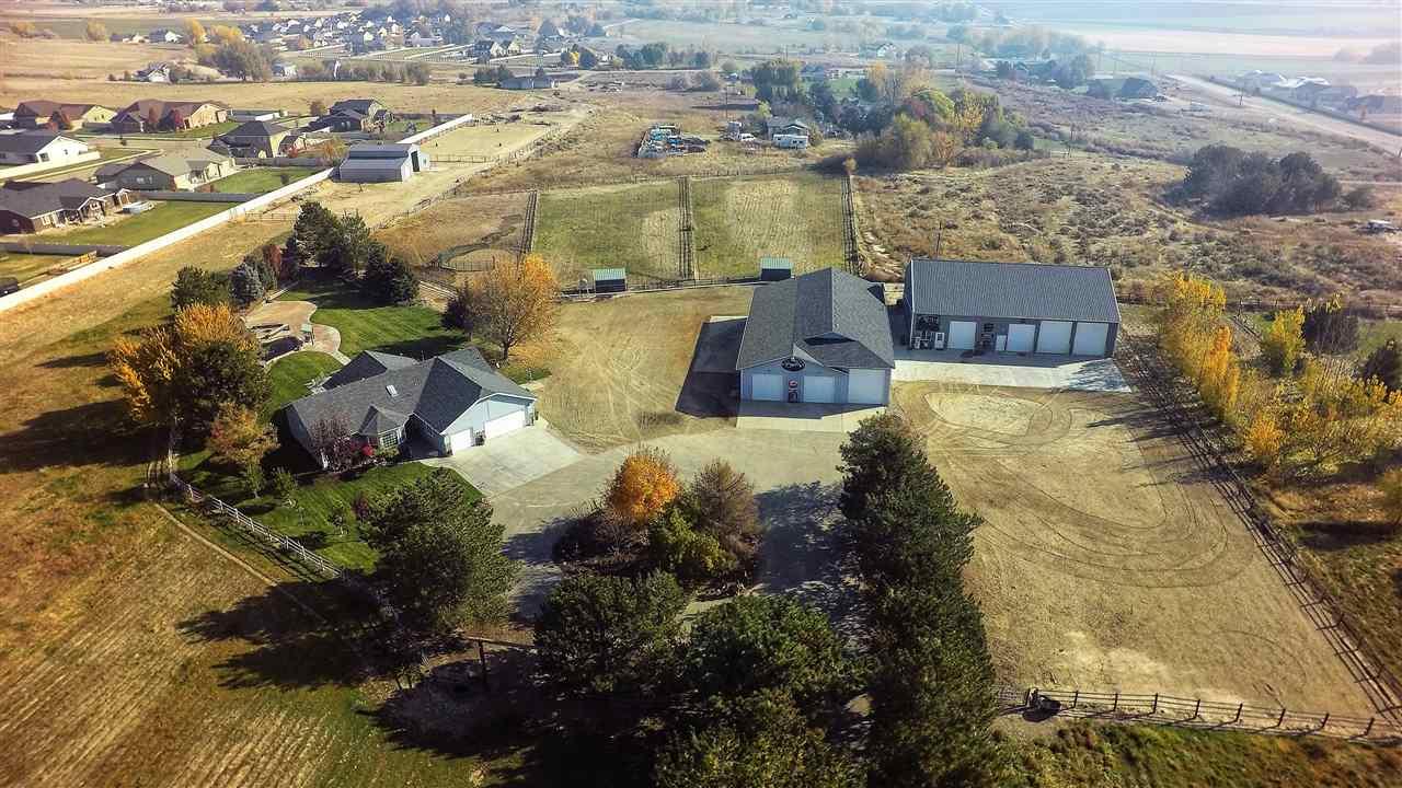 Casa Unifamiliar por un Venta en 24126 B Bar S Lane 24126 B Bar S Lane Middleton, Idaho 83644