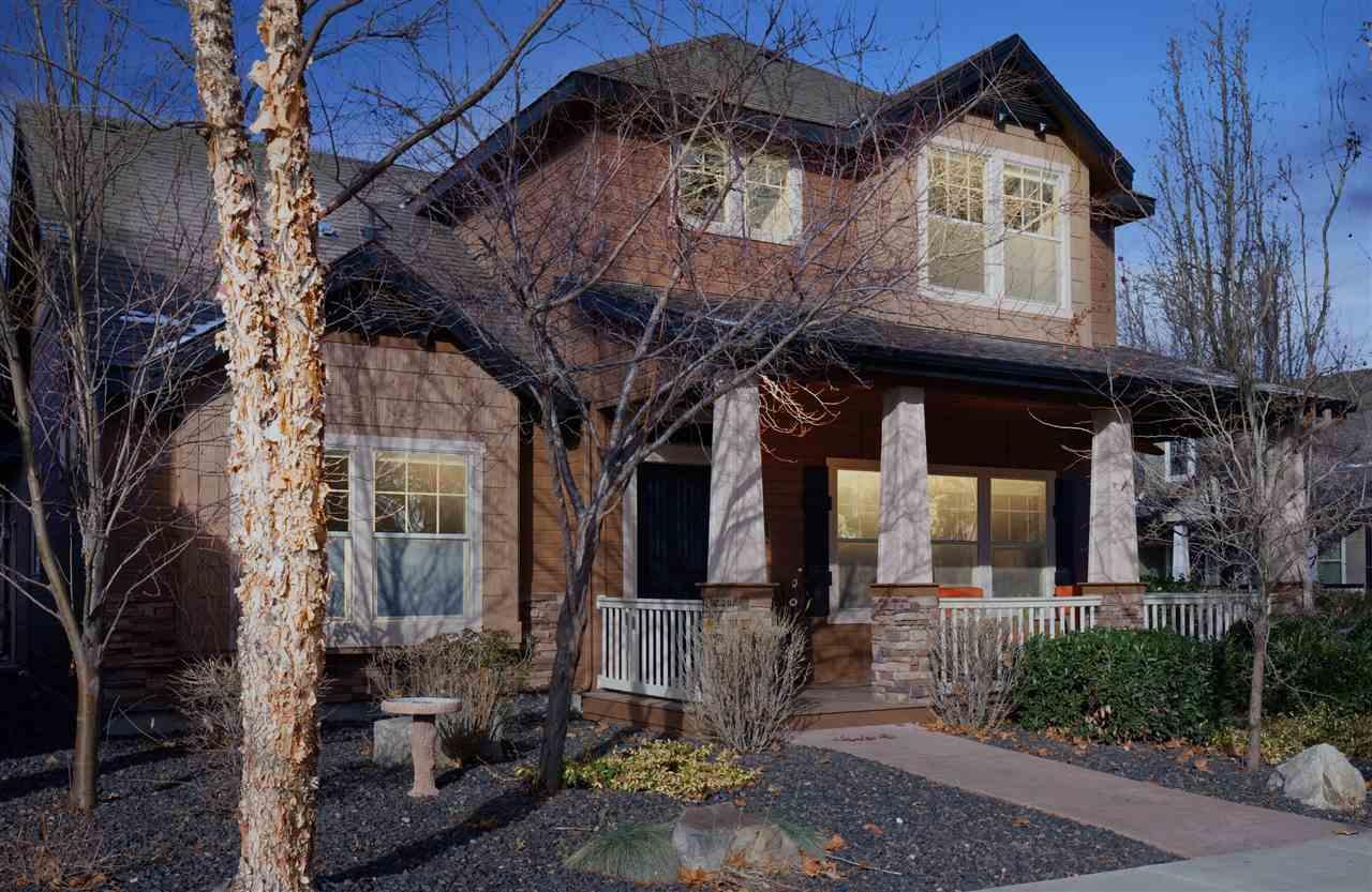 Single Family Home for Sale at 871 Shadow Creek Lane, Eagle 871 E Shadow Creek Ln Eagle, Idaho 83616
