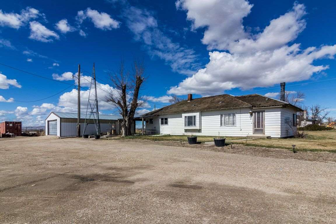 Single Family Home for Sale at 18973 Hwy 95 18973 Hwy 95 Wilder, Idaho 83676