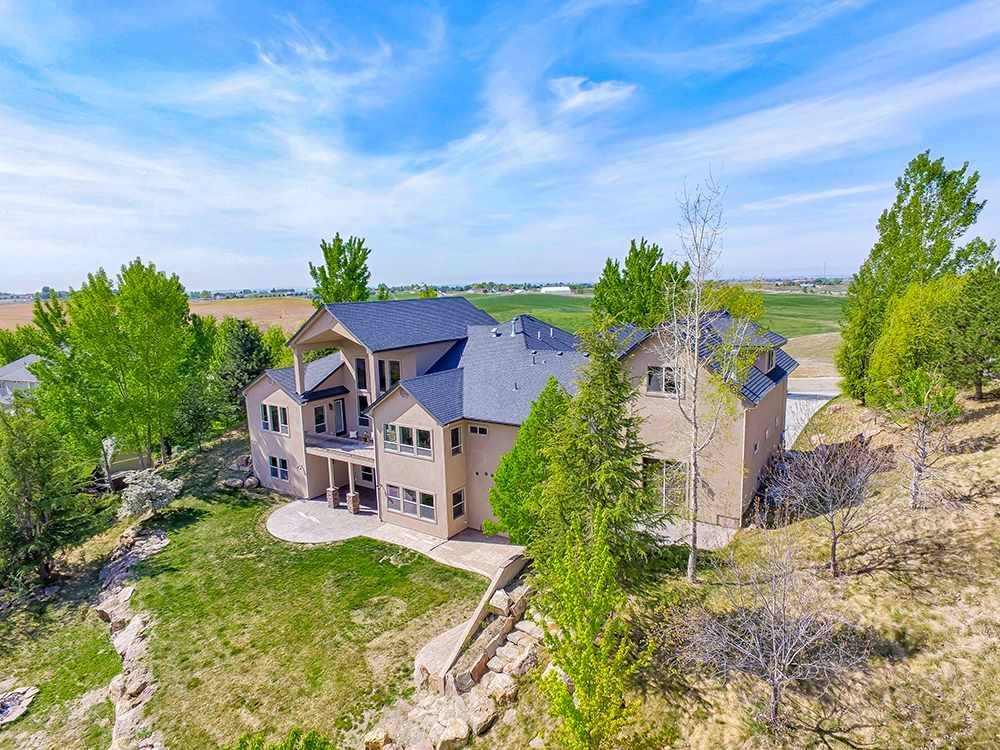 Casa Unifamiliar por un Venta en 12000 Deep Canyon Drive 12000 Deep Canyon Drive Star, Idaho 83669