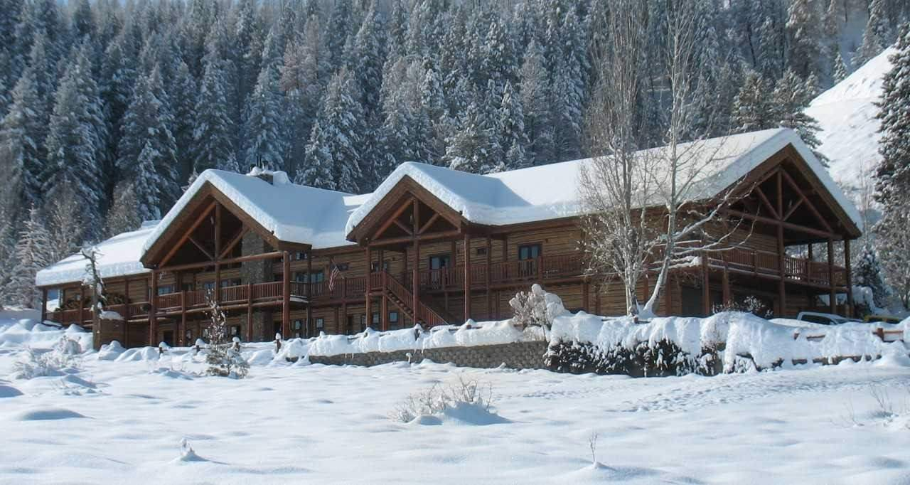 Hotel / Motel for Sale at 788 S Twin Pine Drive 788 S Twin Pine Drive Pine, Idaho 83647