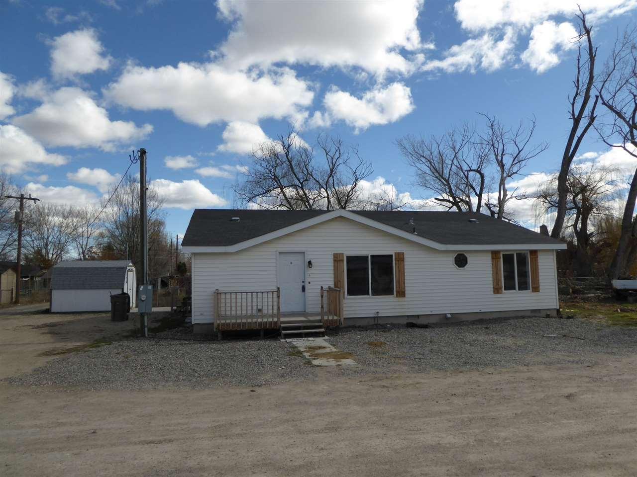 Casa Unifamiliar por un Venta en 634 W California 634 W California Homedale, Idaho 83628