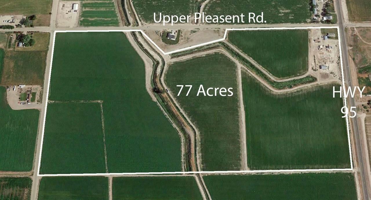 Granja por un Venta en 18973 Hwy 95 18973 Hwy 95 Wilder, Idaho 83676