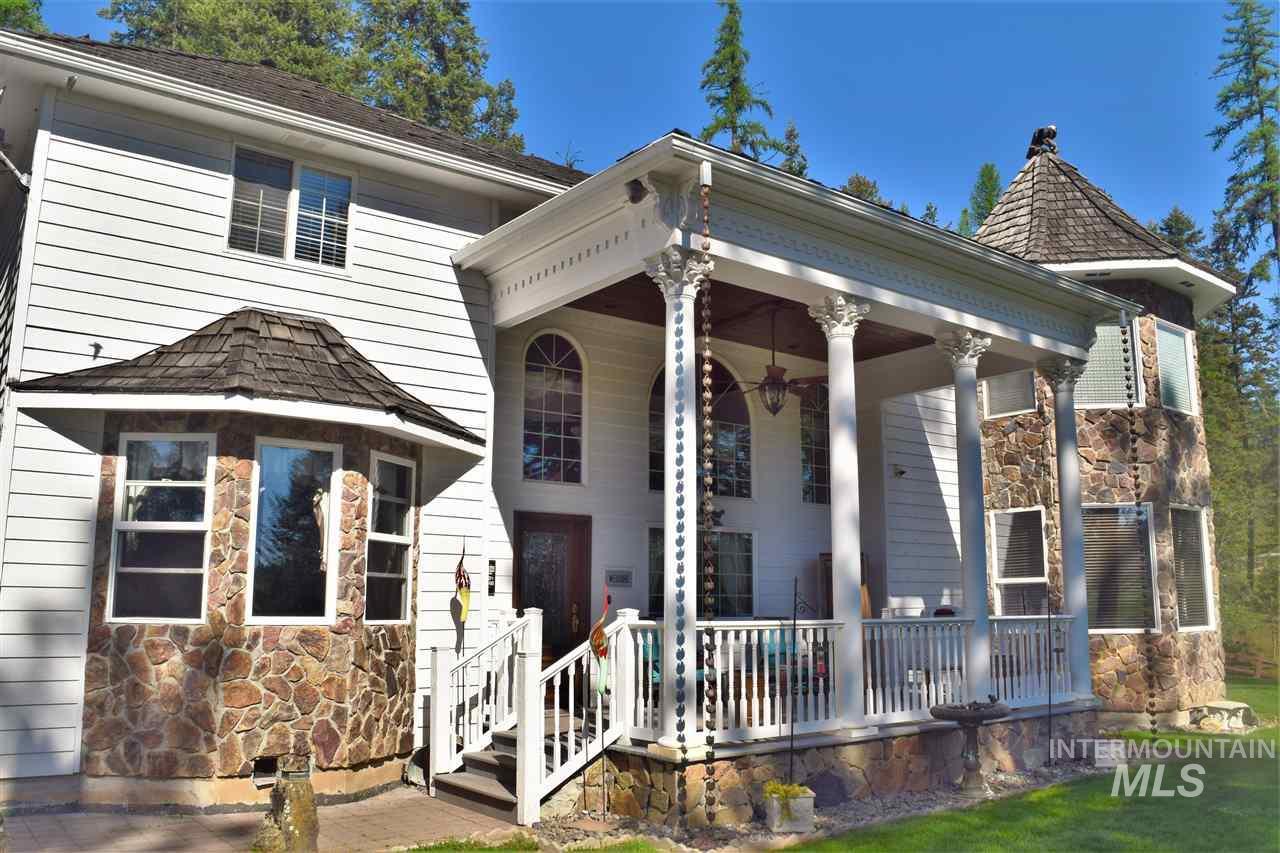 独户住宅 为 销售 在 2685 HWY 3 2685 HWY 3 Deary, 爱达荷州 83823