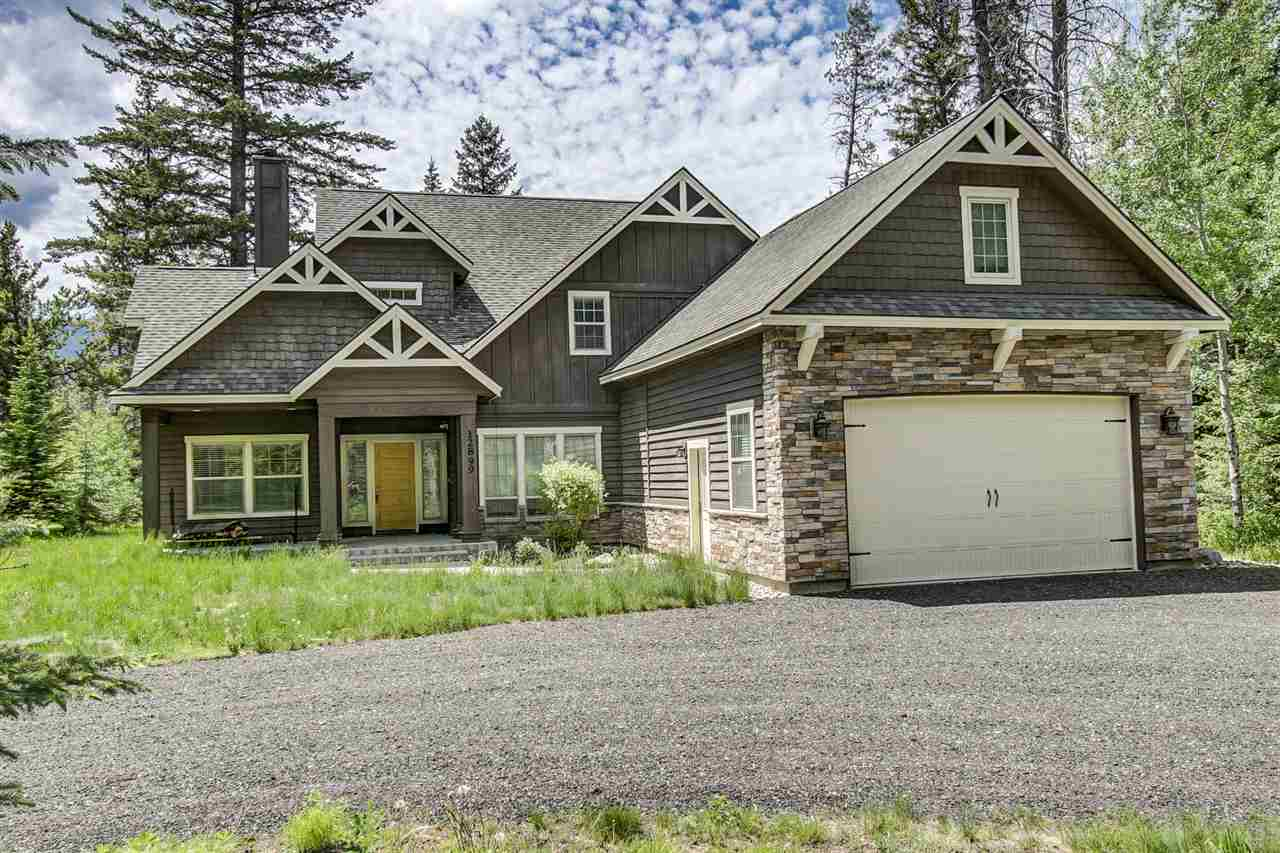 Single Family Home for Sale at 12899 Hereford Road 12899 Hereford Road Donnelly, Idaho 83615