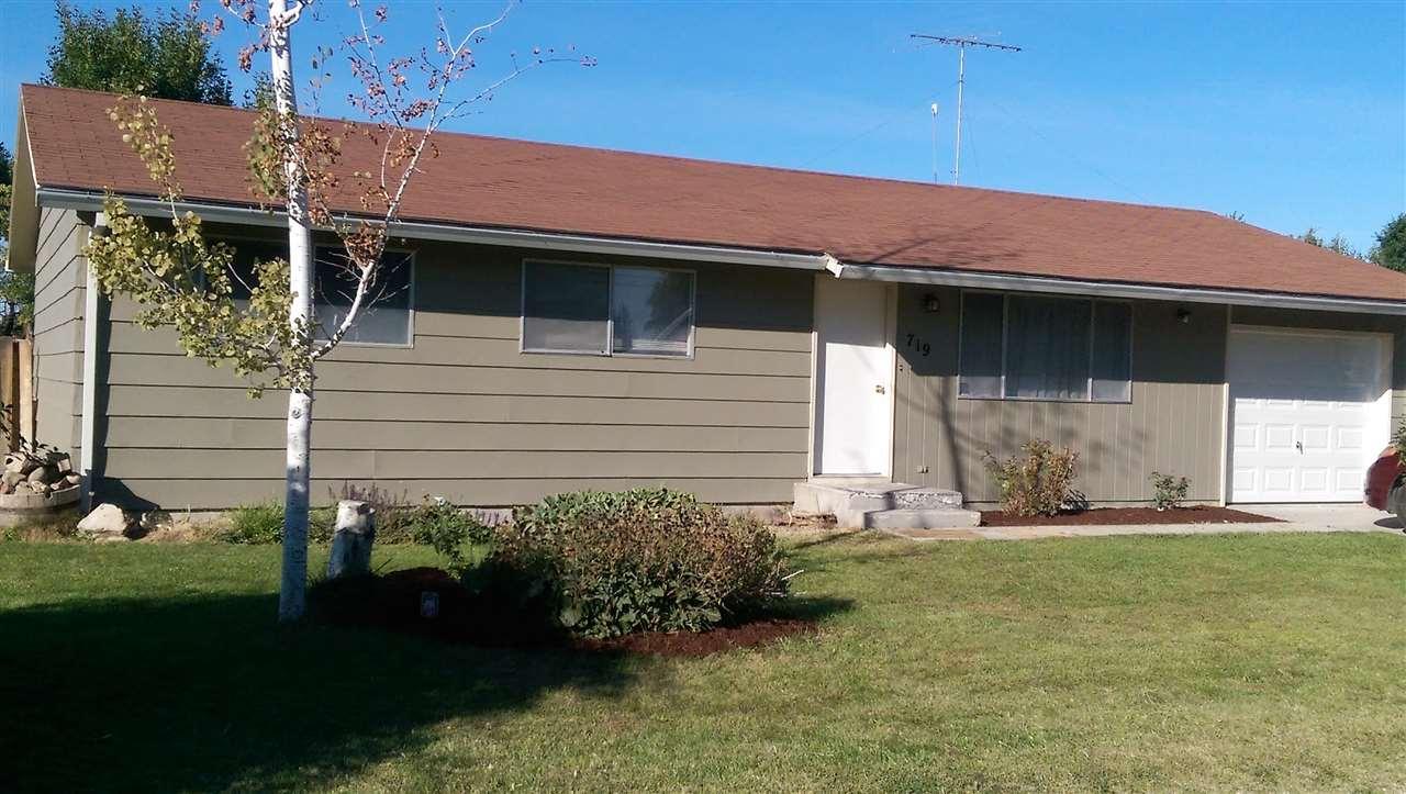Casa Unifamiliar por un Venta en 719 Marion Drive 719 Marion Drive Homedale, Idaho 83628