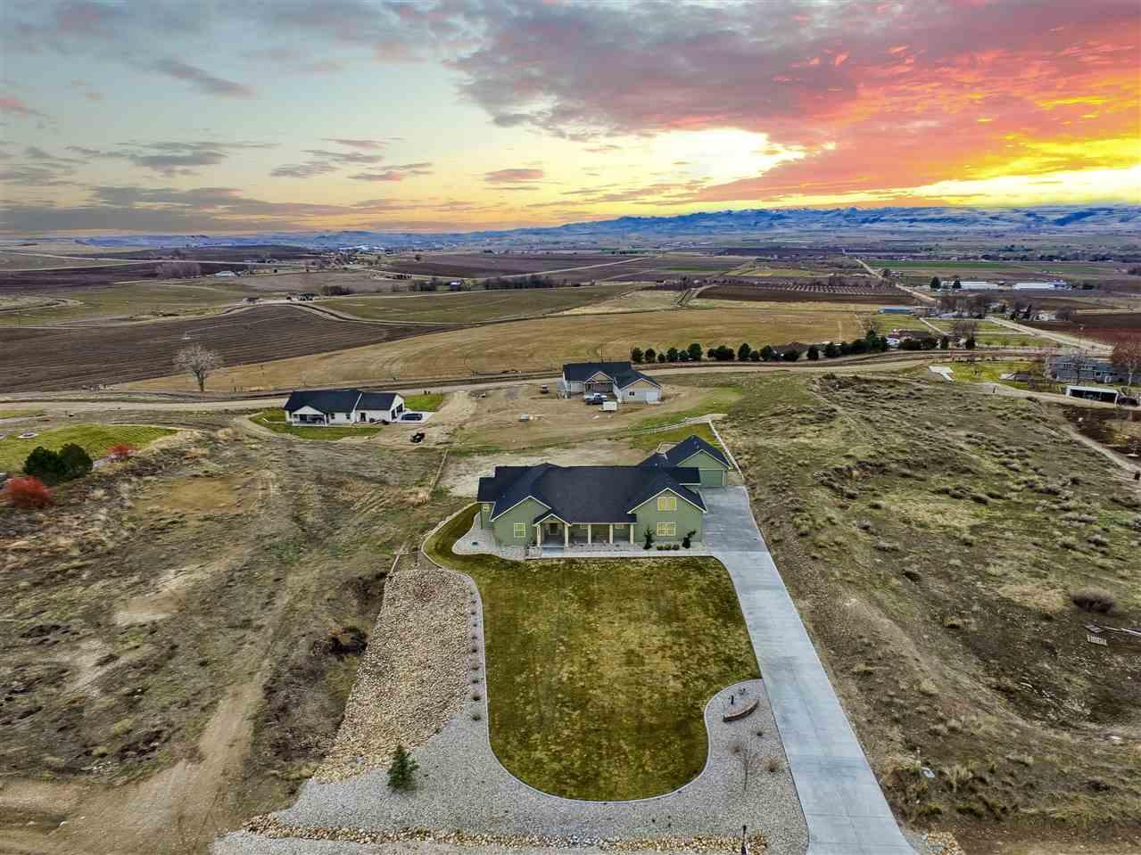 Casa Unifamiliar por un Venta en 23909 Applewood Way 23909 Applewood Way Wilder, Idaho 83676