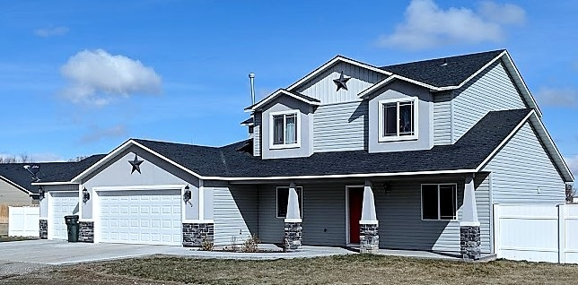 Single Family Home for Sale at Address Not Available Heyburn, Idaho 83336