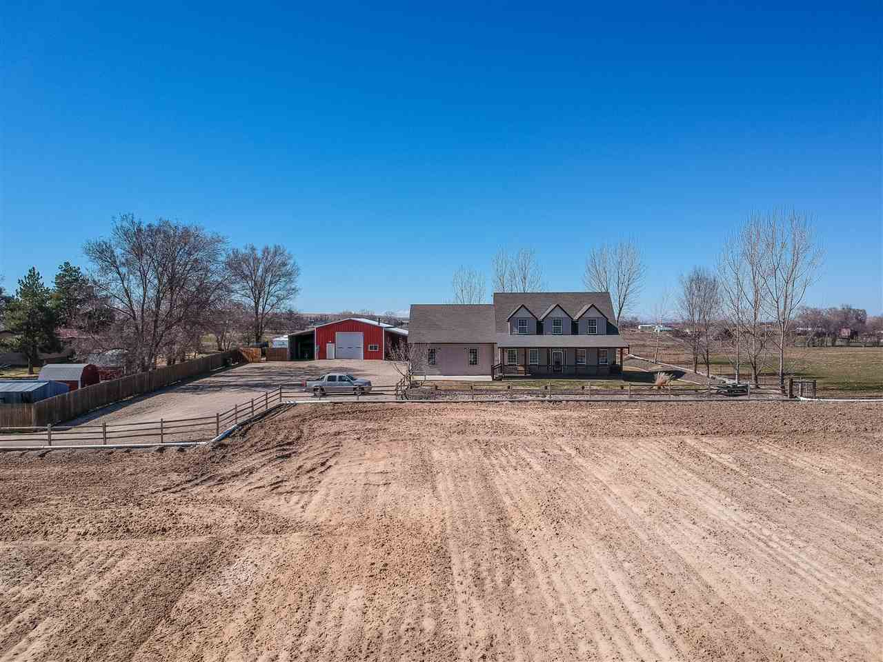 Single Family Home for Sale at 5150 SE 2nd Avenue 5150 SE 2nd Avenue New Plymouth, Idaho 83655