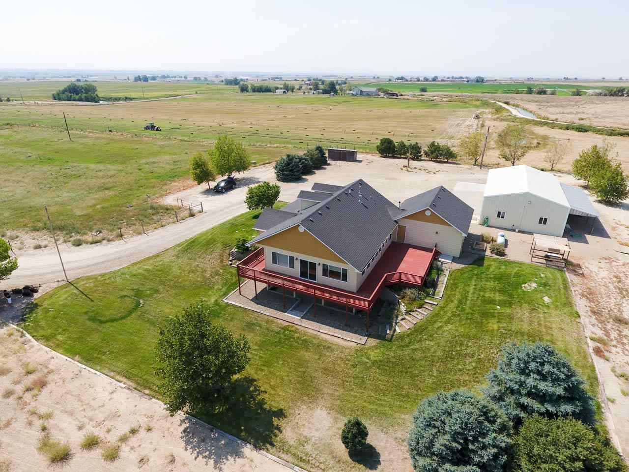 农场 为 销售 在 21250 Market Road 21250 Market Road Parma, 爱达荷州 83660