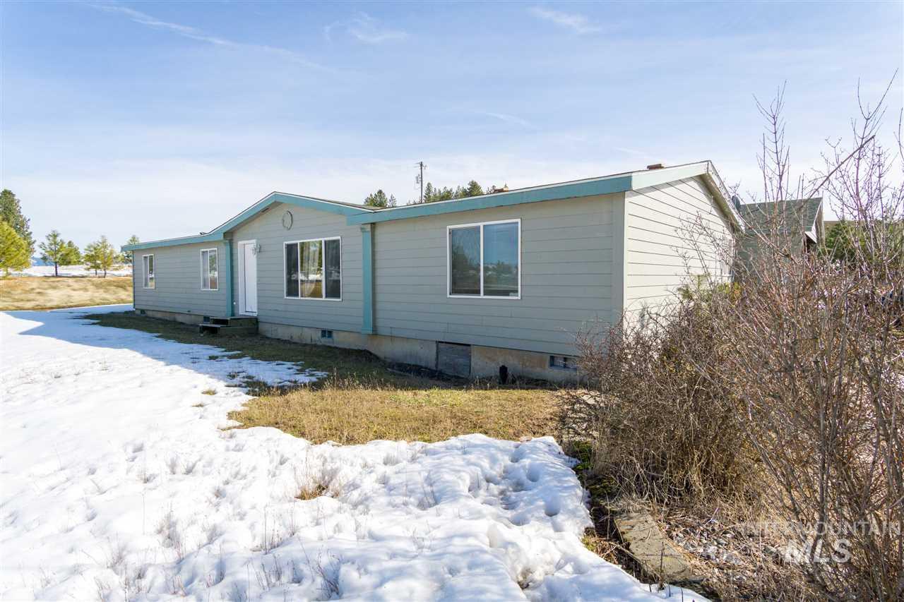 独户住宅 为 销售 在 1580 Johnson Road 1580 Johnson Road Deary, 爱达荷州 83823