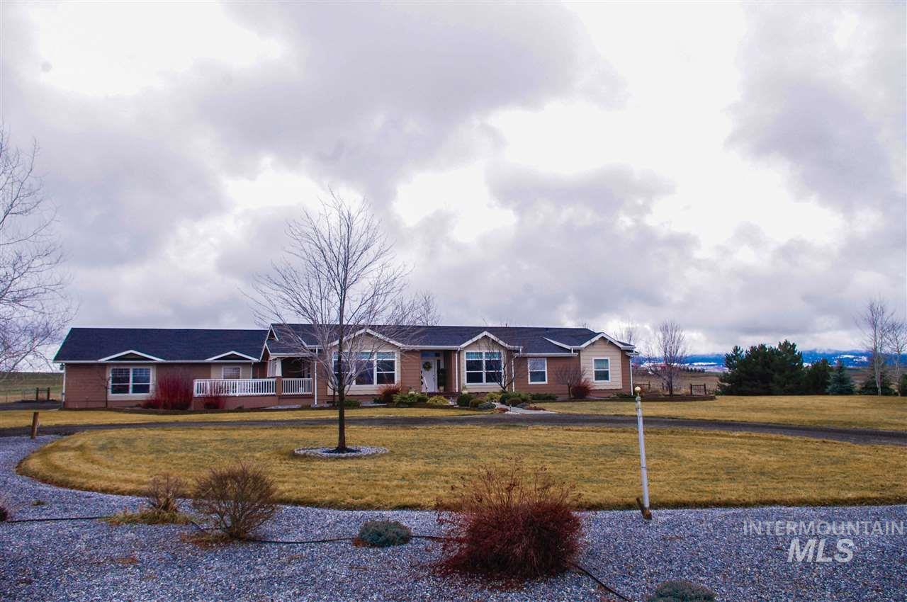 Casa Unifamiliar por un Venta en 491 Old Highway 7 491 Old Highway 7 Grangeville, Idaho 83530