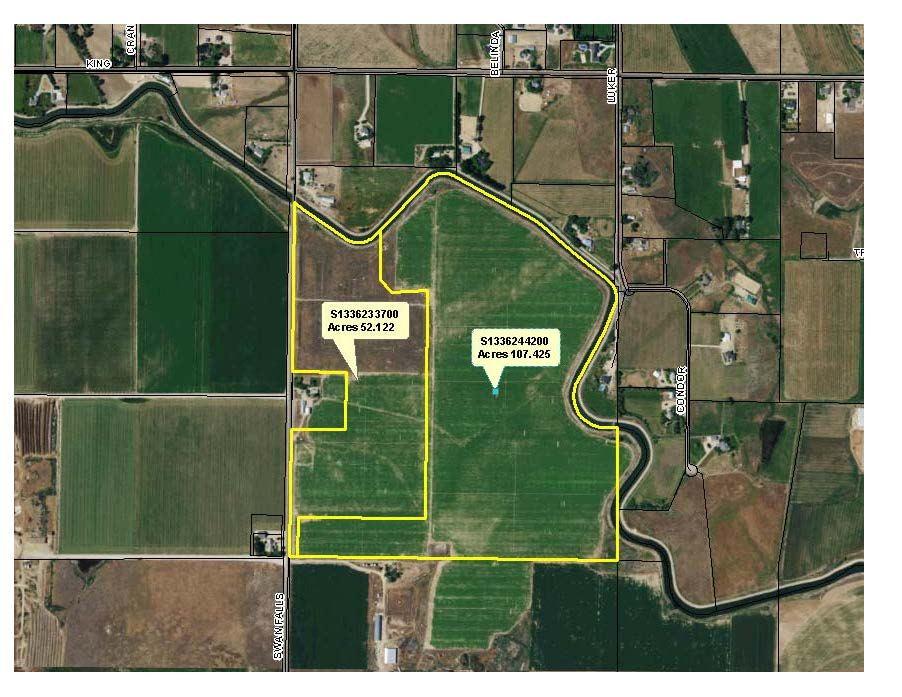 Development 为 销售 在 TBD S Swan Falls TBD S Swan Falls Kuna, 爱达荷州 83634