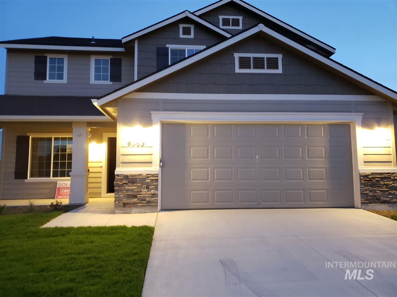 4569 S Middle Fork Way, Nampa, Idaho 83686, 4 Bedrooms, 2.5 Bathrooms, Rental For Rent, Price $2,025, 98730960