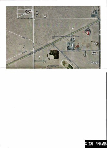 Land for Active at 3840 Hwy 50 Silver Springs, Nevada 89412 United States