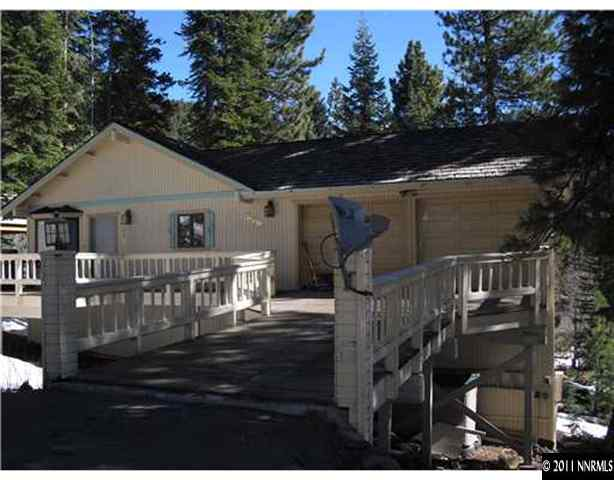 Single Family Home for Active at 806 Geraldine ,Washoe Incline Village, Nevada 89451 United States