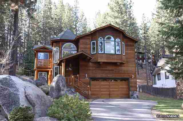 Single Family Home for Active at 109 Tahoe Drive ,Douglas Zephyr Cove, Nevada 89448 United States