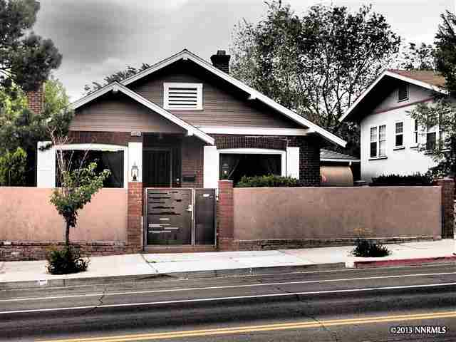 Single Family Home for Active at 596 California Avenue ,Washoe 596 California Avenue Reno, Nevada 89509 United States