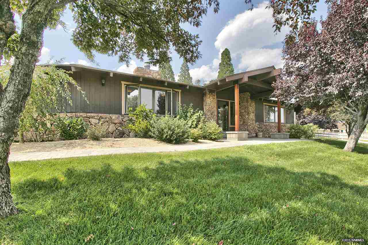 Casa Unifamiliar por un Venta en 3405 Lone Tree Lane ,Washoe 3405 Lone Tree Lane Reno, Nevada 89511 Estados Unidos