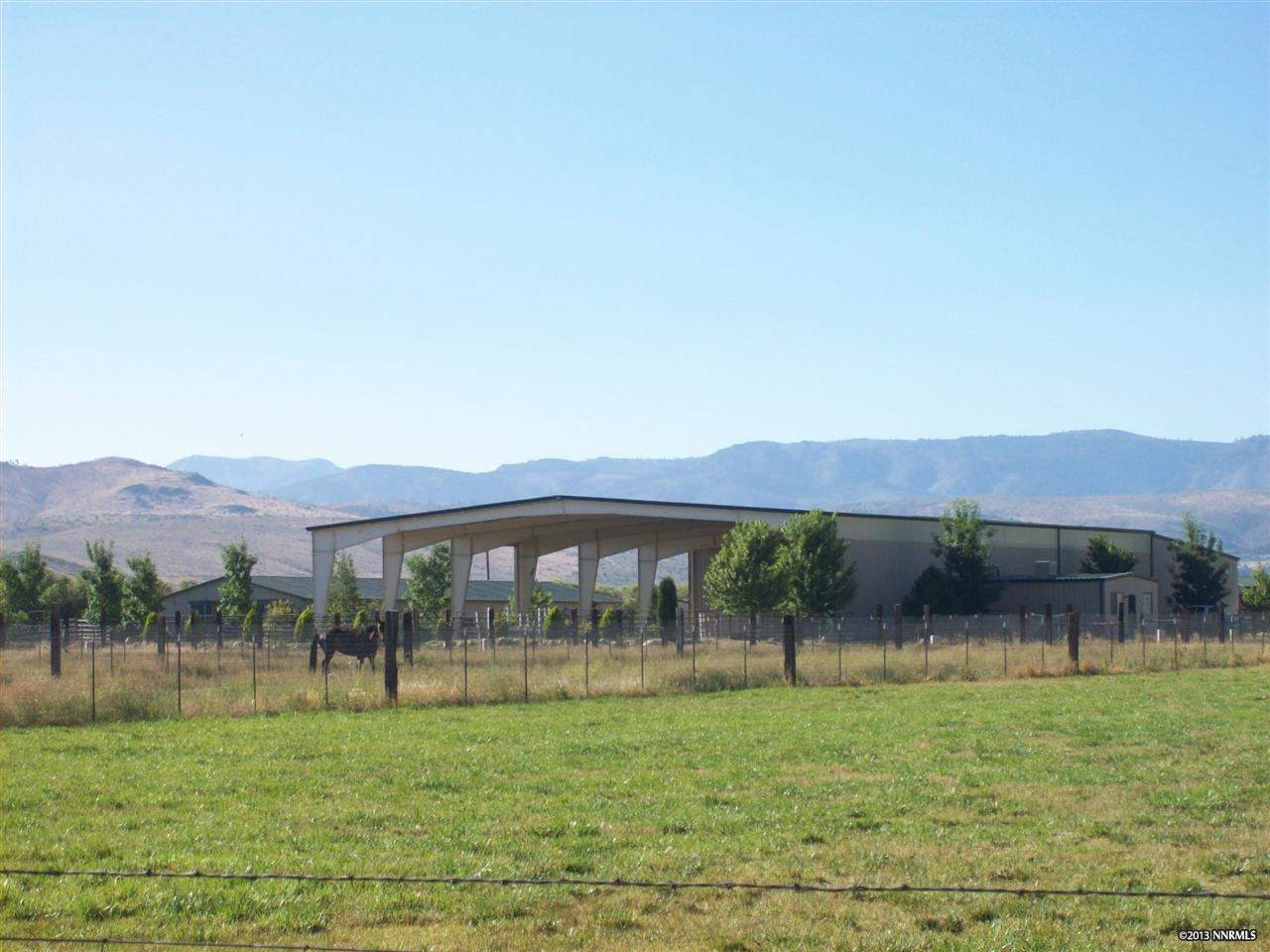Single Family Home for Active at 945 Dressler Gardnerville, Nevada 89460 United States