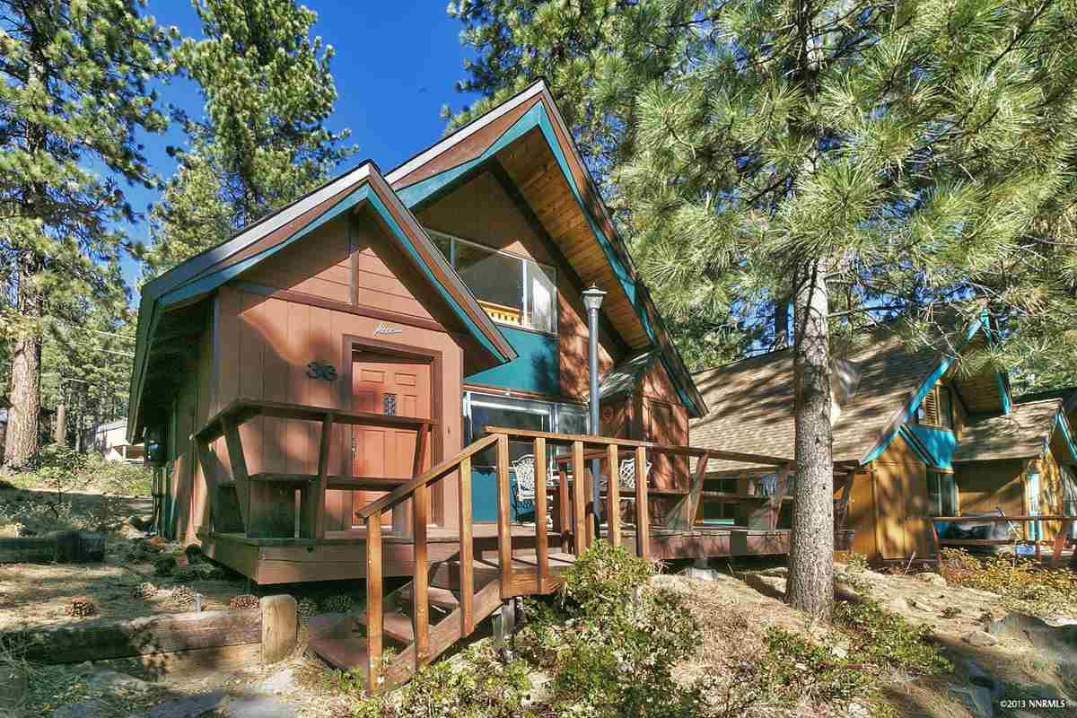 独户住宅 为 销售 在 599 Crest Lane ,Washoe Incline Village, 内华达州 89451 美国