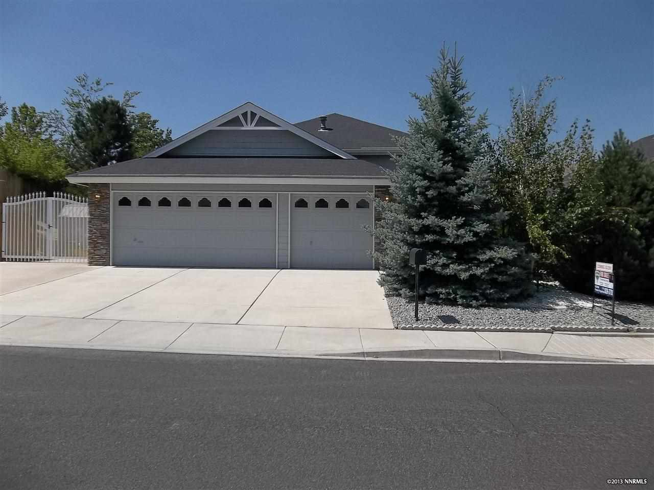 Single Family Home for Active at 2057 Thornbury Court ,Washoe Reno, Nevada 89523 United States