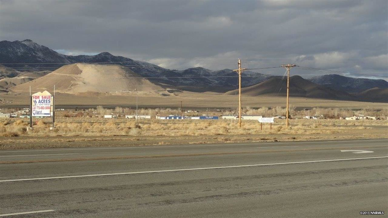Land for Active at Hwy. 50 and Six Mile Canyon Dayton, Nevada 89403 United States