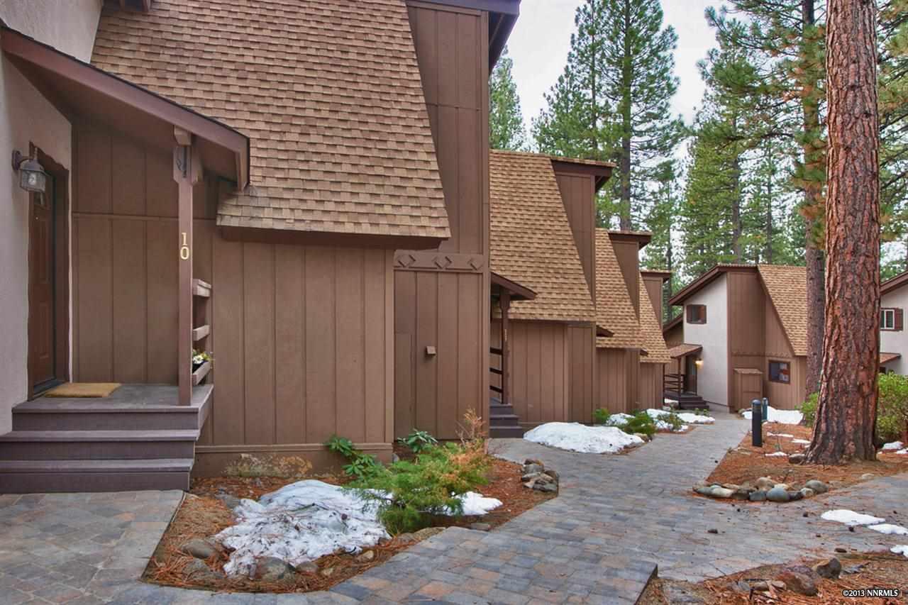 共管式独立产权公寓 为 销售 在 330 Ski Way #10 ,Washoe Incline Village, 内华达州 89451 美国