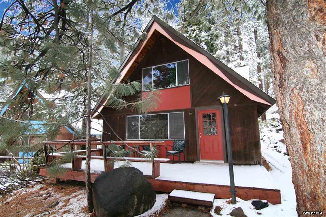 独户住宅 为 销售 在 599 Crest Lane #47 ,Washoe Incline Village, 内华达州 89451 美国