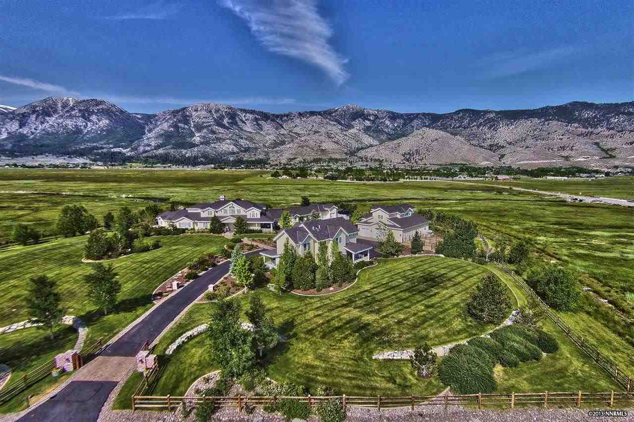 Single Family Home for Active at 1286 Mottsville Meadows Gardnerville, Nevada 89460 United States