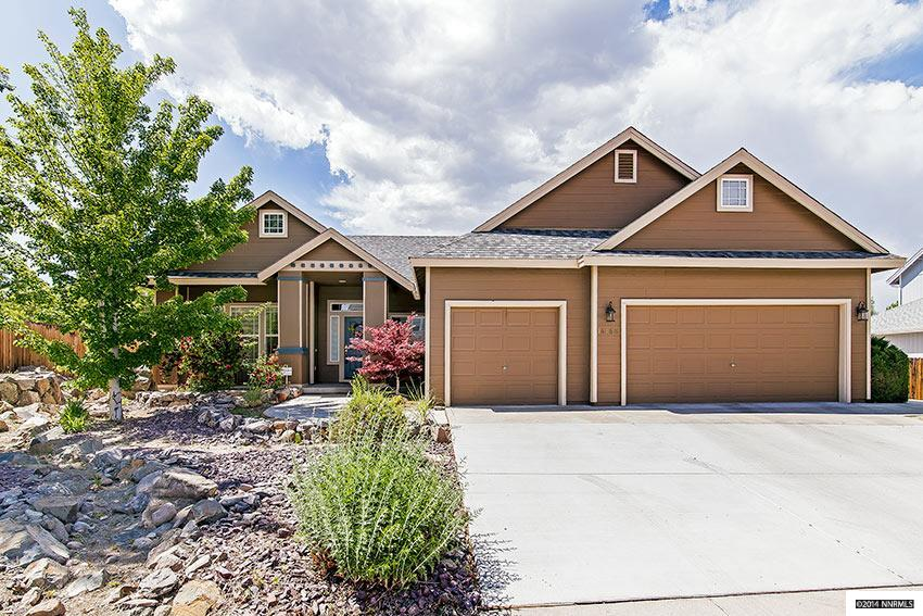 Single Family Home for Active at 16168 Galena Meadows ,Washoe Reno, Nevada 89511 United States
