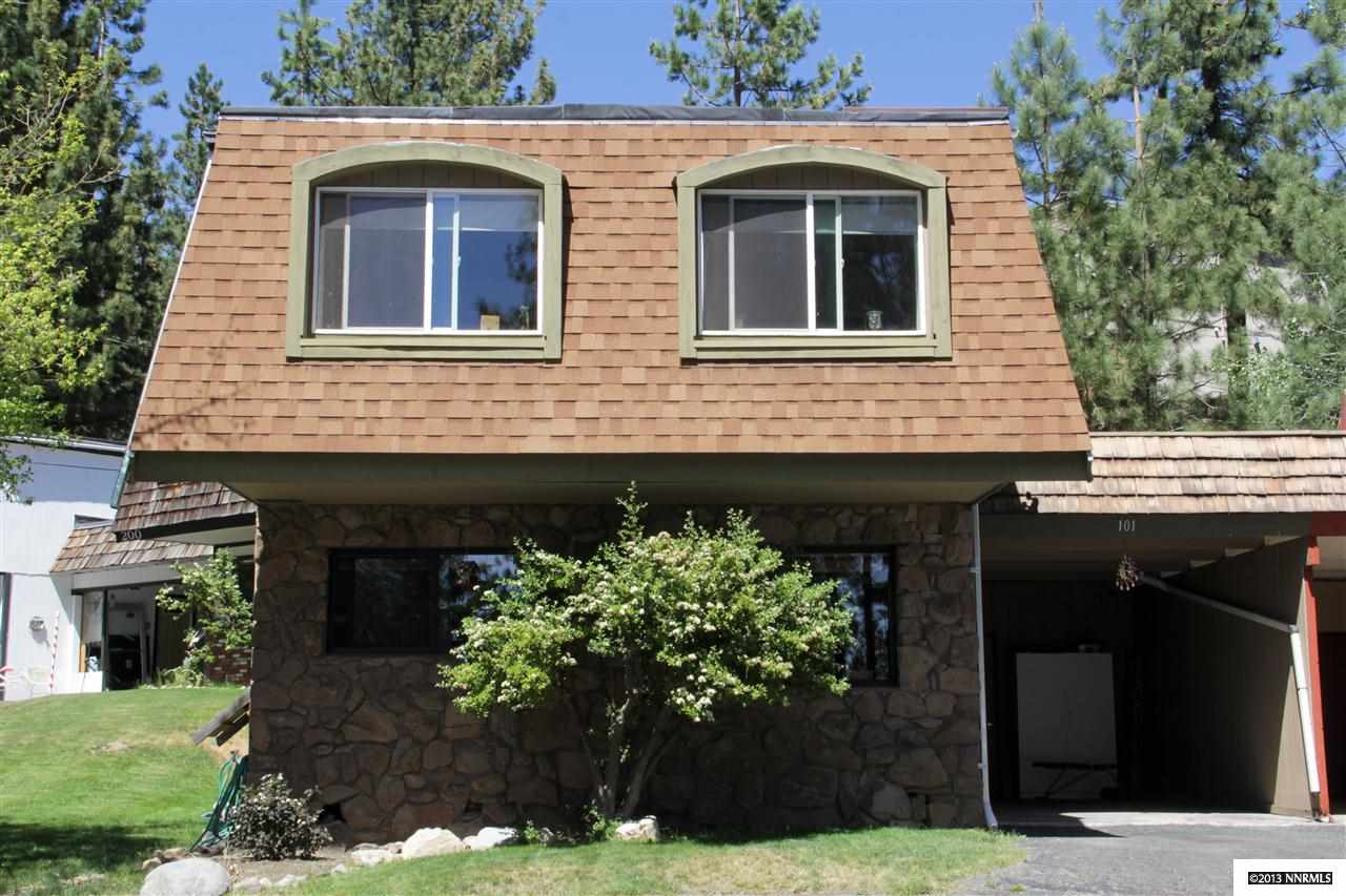 共管式独立产权公寓 为 销售 在 101 Gold Hill ,Douglas 101 Gold Hill Zephyr Cove, 内华达州 89448 美国