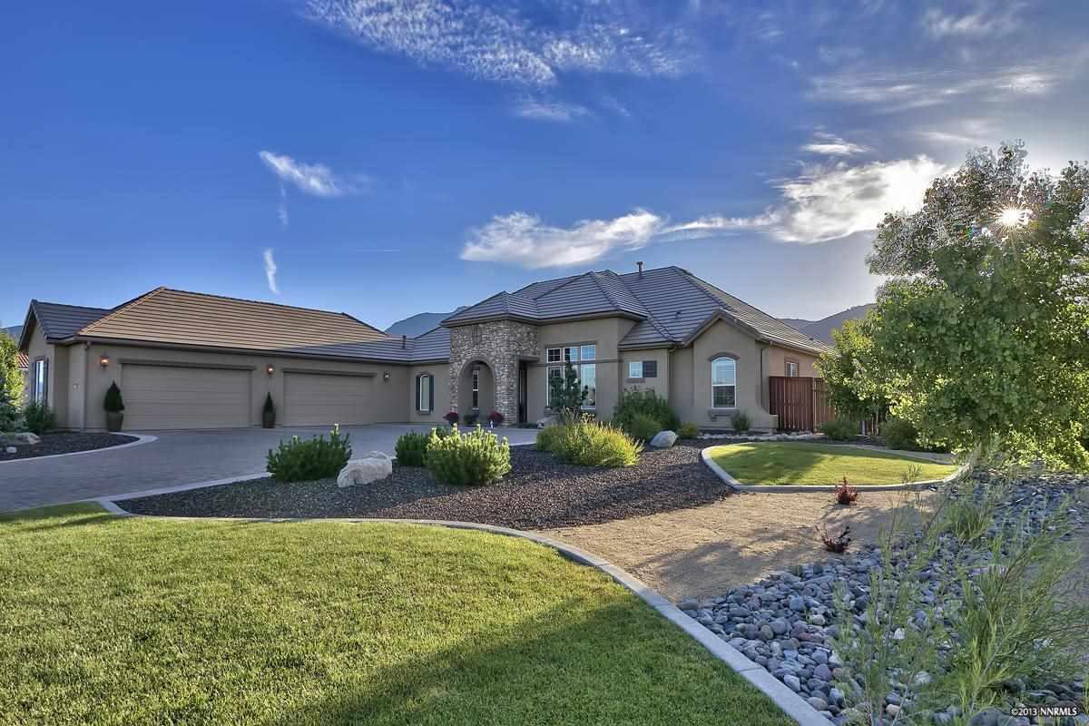 Casa Unifamiliar por un Venta en 15005 NAPOLEON ,Washoe 15005 NAPOLEON Reno, Nevada 89511 Estados Unidos