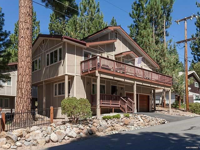 Condominio por un Venta en 203 Robin ,Washoe 203 Robin Incline Village, Nevada 89451 Estados Unidos