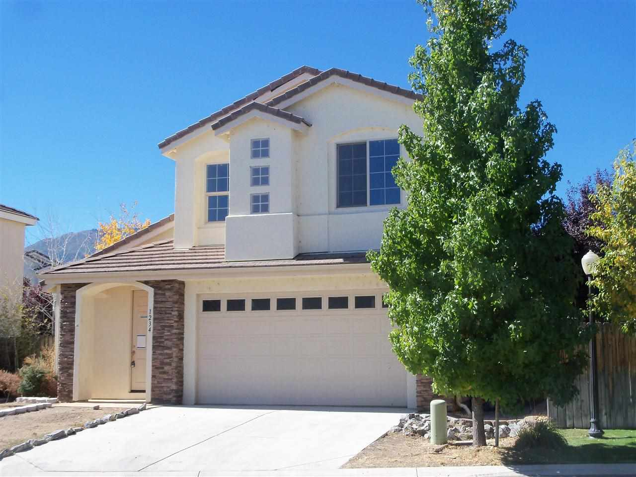 Single Family Home for Active at 1234 Flintwood Drive ,Carson City 1234 Flintwood Drive Carson City, Nevada 89703 United States
