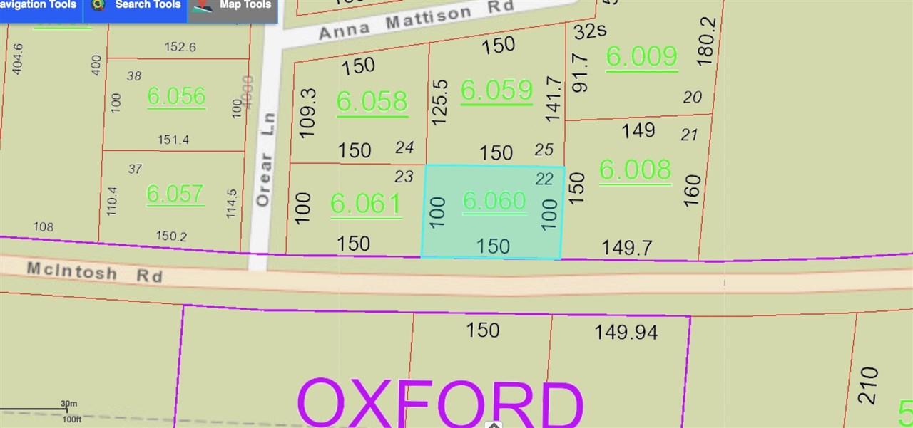 Mcintosh Road, Oxford, AL 36203