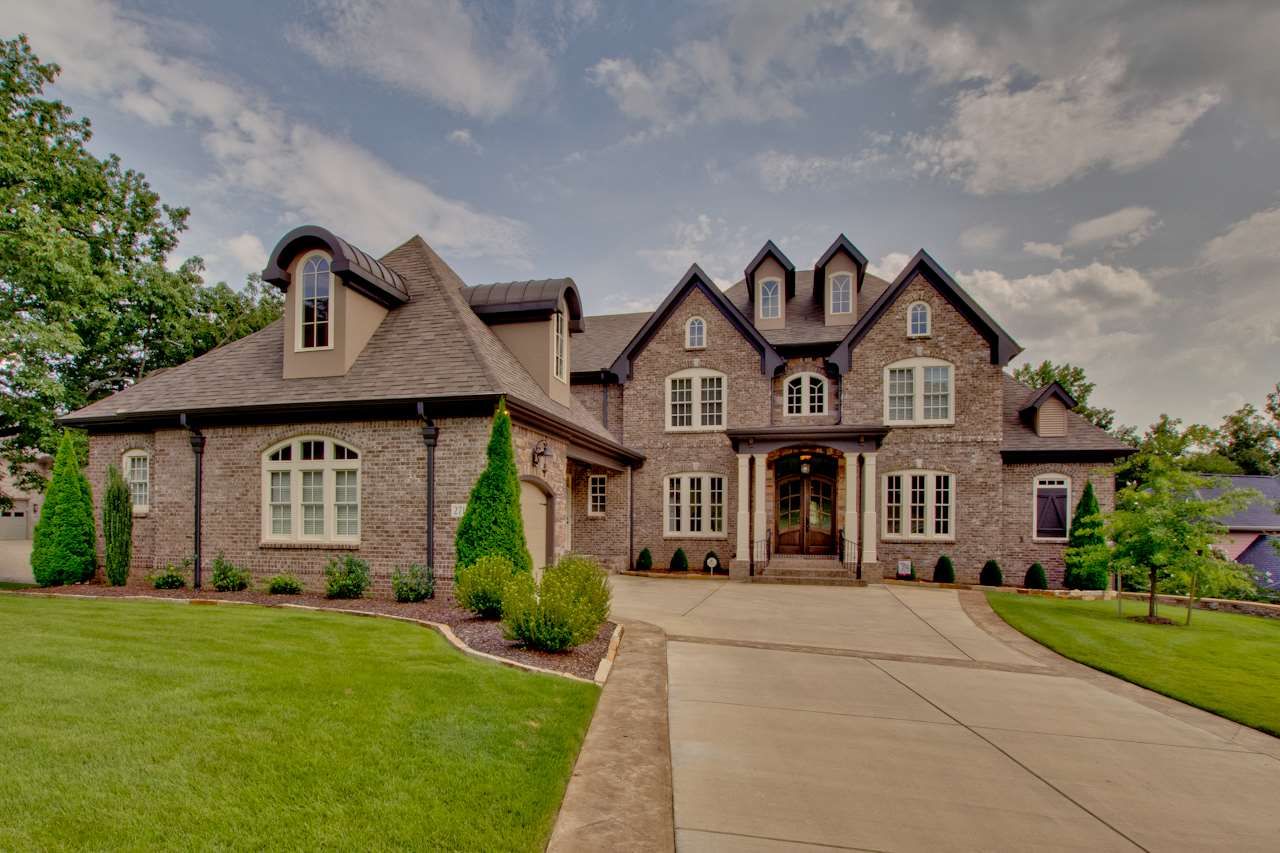 Stunning custom home features extraordinary finishes. Each detail has been carefully selected and crafted with quality.