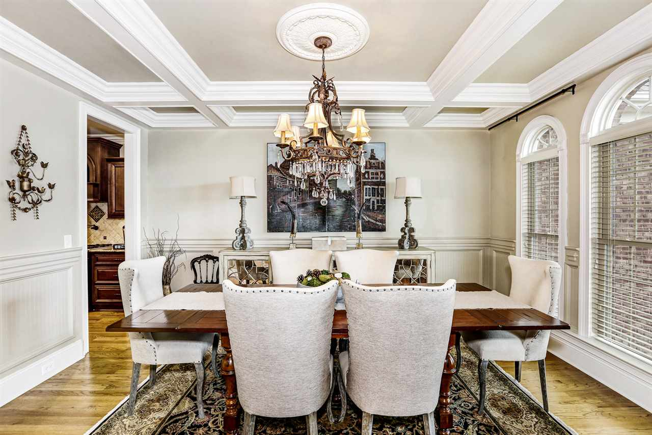 Formal Dining room is perfect for family gatherings