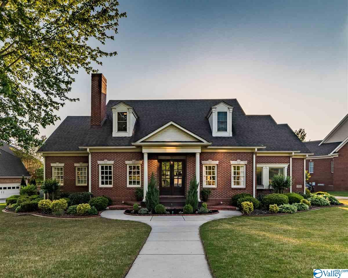 Welcome home to 2702 Treyburne Lane a pristine 4,750 sq. ft. 4BR/3.5BA home on the 3rd Hole of the Robert Trent Jones Golf Course.