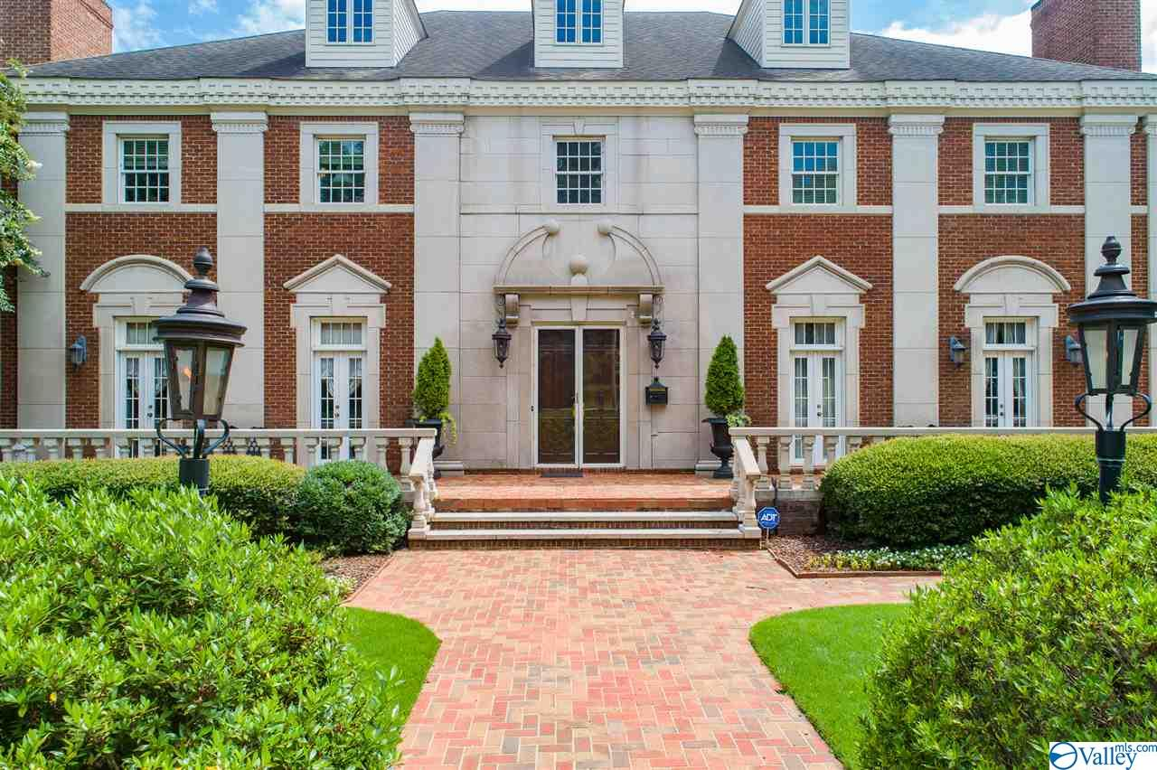 No expense was spared when curating this 9,200 square foot recreation of an Atlanta Estate dated from the 1700's.