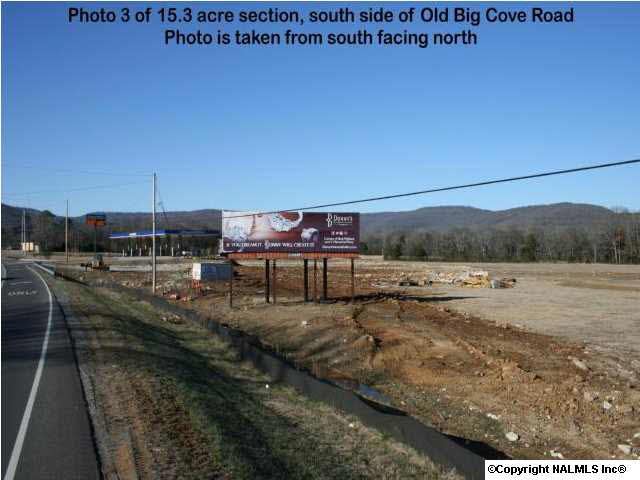 See Video in photos - About 400' US Hwy 431 frontage. Red light coming to this corner by mid-summer, 2014.